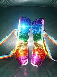 colorful ballet slippers 4