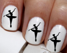 ballerinanaildecals